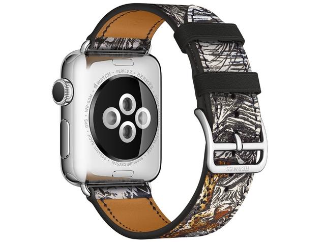 Hermes phát hành phiên bản dây đeo đặc biệt cho Apple Watch dịp lễ Tạ ơn - Ảnh 2.