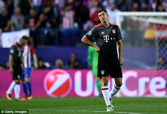 Bayern Munich phơi áo tại Vicente Calderon - Ảnh 2.