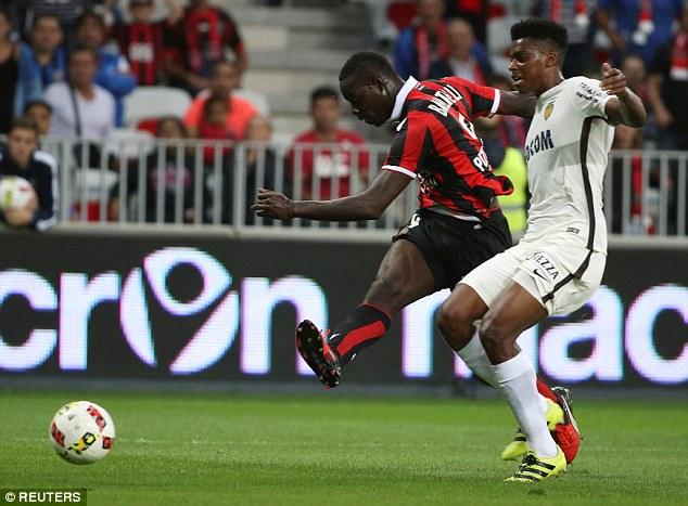Vòng 6 Ligue 1: Balotelli lại ghi bàn, Nice đè bẹp Monaco - Ảnh 3.