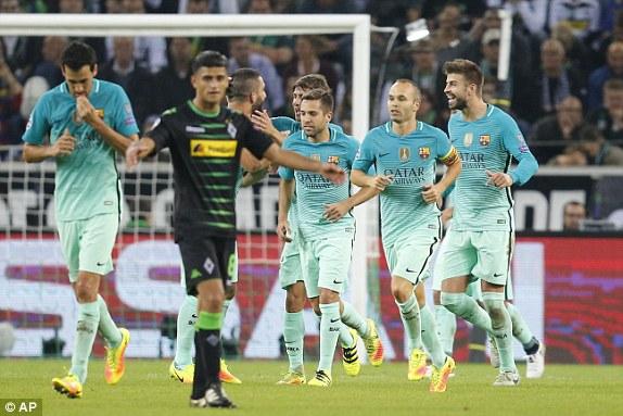 Kết quả Champions League rạng sáng ngày 29/9 - Ảnh 4.