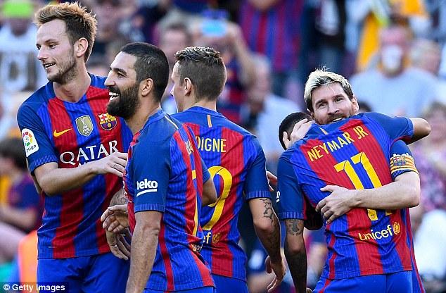 Barcelona - Manchester City: Chờ Pep hóa phép City! - Ảnh 2.