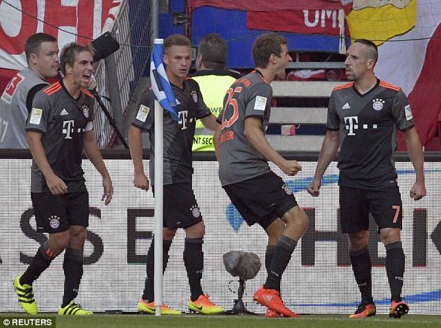 Atletico Madrid - Bayern Munich: Đứt mạch toàn thắng? - Ảnh 1.