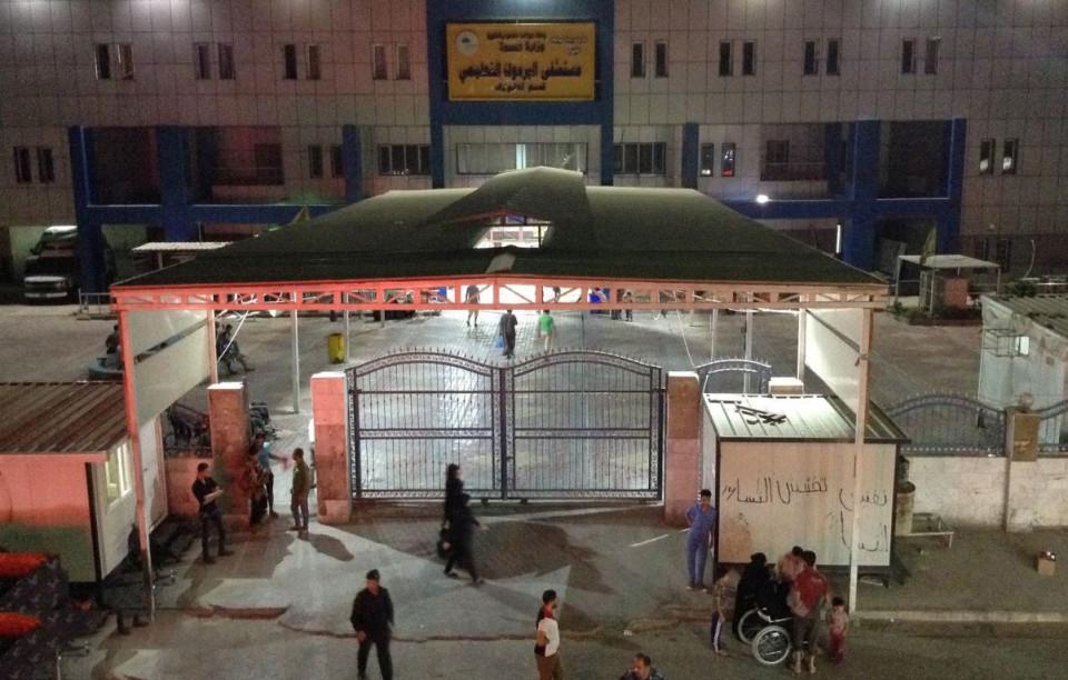 Cháy bệnh viện ở Iraq, 12 trẻ sinh non thiệt mạng