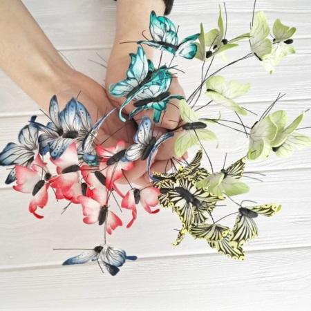 Mê mẩn loại bờm tóc lên ý tưởng từ các loài bướm rực rỡ - Ảnh 4.