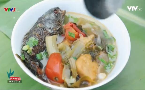 Khó quên hương vị bát canh chua cá rô Tổng Trường, Ninh Bình - Ảnh 1.