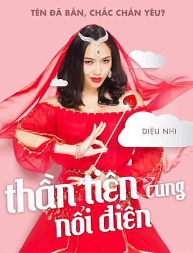"""Chí Tài, Lê Khánh...biến hóa dễ thương trong """"Thần tiên cũng nổi điên"""" - Ảnh 7."""