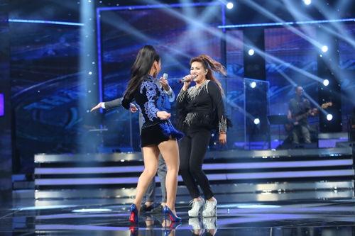 Khoảnh khắc quậy của Thu Minh và thí sinh ở CK Vietnam Idol - Ảnh 3.