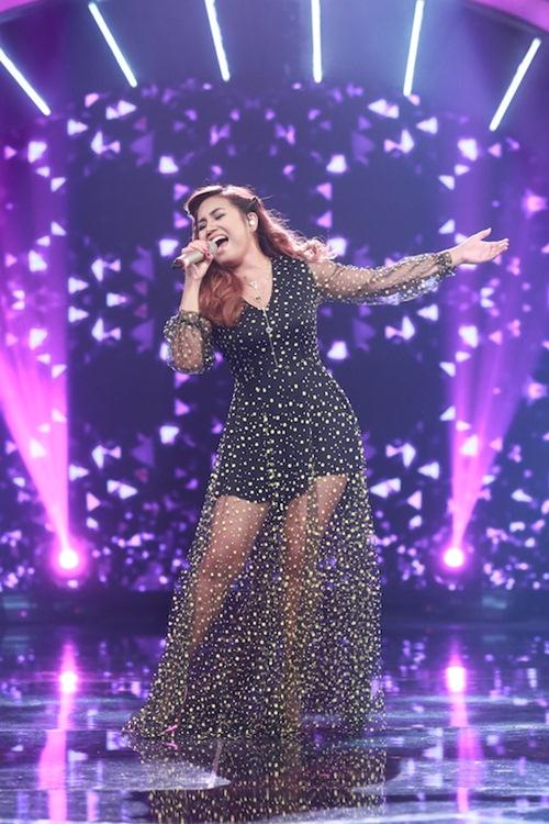 Khoảnh khắc quậy của Thu Minh và thí sinh ở CK Vietnam Idol - Ảnh 8.