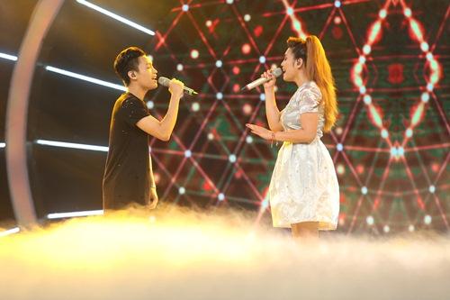 Khoảnh khắc quậy của Thu Minh và thí sinh ở CK Vietnam Idol - Ảnh 15.