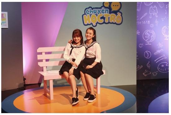 Chuyện học trò - Talkshow thú vị cho học sinh và phụ huynh trên VTV7 - Ảnh 2.