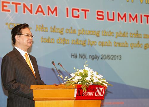 Điểm lại các thông điệp của các kỳ Diễn đàn Cấp cao CNTT-TT Việt Nam - Ảnh 3.
