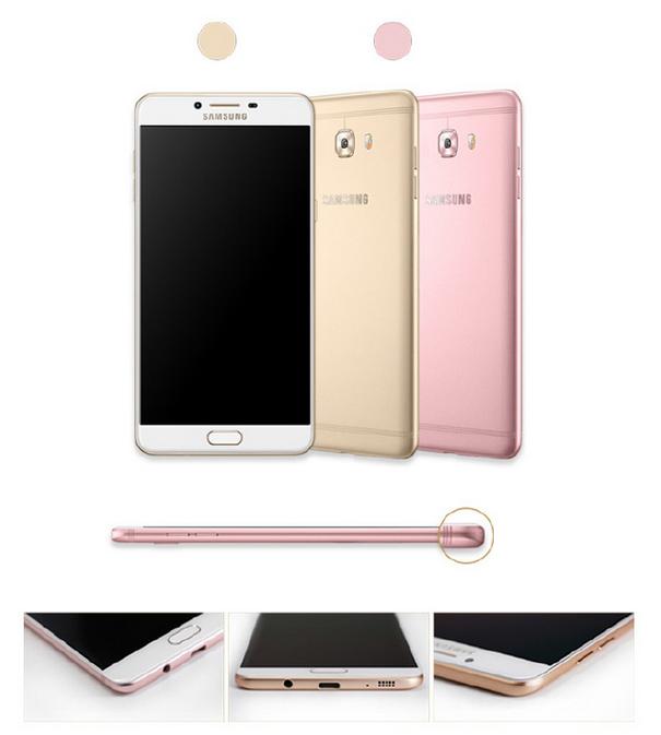 Galaxy C9 Pro lộ thiết kế và cấu hình giống Oppo R9 Plus - Ảnh 2.