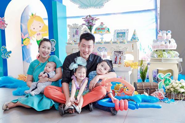 Ốc Thanh Vân: Cả gia đình phải chạy sô theo tôi - Ảnh 1.