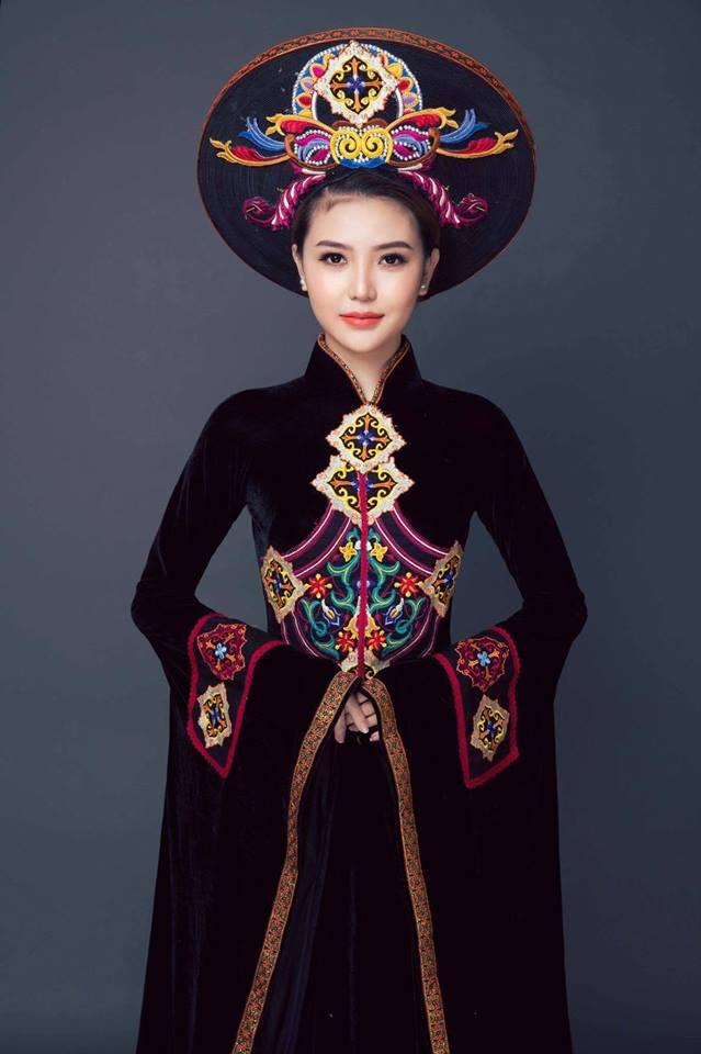 Cô gái Vũng Tàu đăng quang Nữ hoàng sắc đẹp toàn cầu 2016 - Ảnh 1.