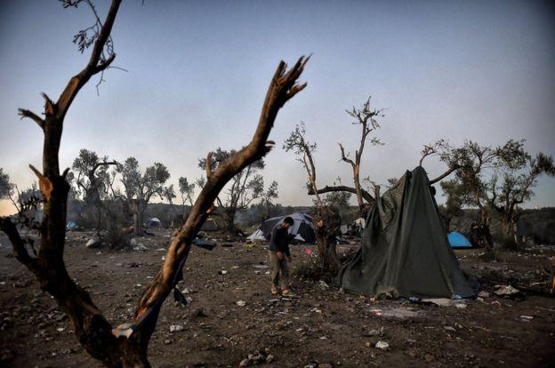 Loạt ảnh về người di cư tại Lesbos giành giải Nhiếp ảnh báo chí - Ảnh 5.