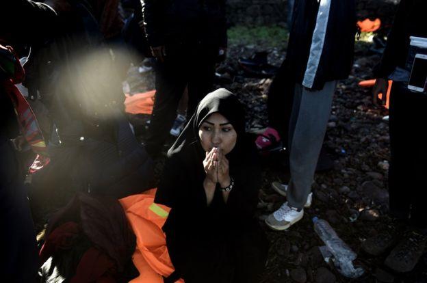 Loạt ảnh về người di cư tại Lesbos giành giải Nhiếp ảnh báo chí - Ảnh 7.