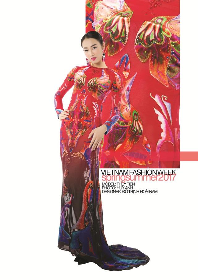 24 nhà thiết kế tham gia Tuần lễ thời trang Việt Nam Xuân Hè 2017 - Ảnh 2.