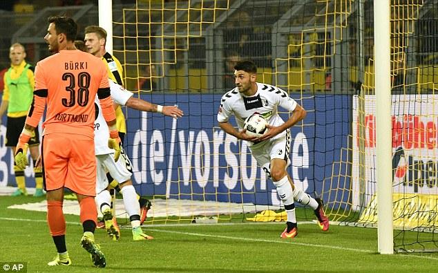 Vòng 5 Bundesliga: Dortmund 3 - 1 Freiburg: Hiêp 2 bùng nổ - Ảnh 3.