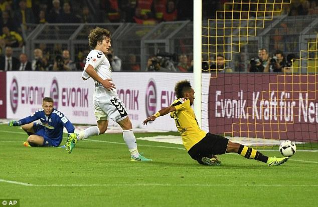Vòng 5 Bundesliga: Dortmund 3 - 1 Freiburg: Hiêp 2 bùng nổ - Ảnh 2.