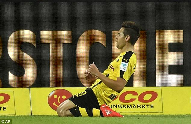 Vòng 5 Bundesliga: Dortmund 3 - 1 Freiburg: Hiêp 2 bùng nổ - Ảnh 4.