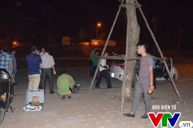 Hà Nội: Bắt tại trận tên cướp dùng dao cứa cổ tài xế taxi trong đêm - Ảnh 9.