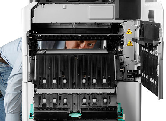 HP ra mắt máy in đa năng A3 thế hệ mới - Ảnh 1.
