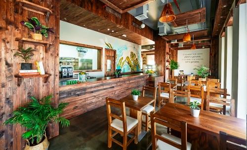 Khám phá nhà hàng chay đầu tiên ở xứ sở Hồi giáo Qatar - Ảnh 5.