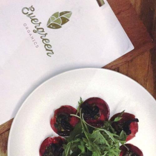 Khám phá nhà hàng chay đầu tiên ở xứ sở Hồi giáo Qatar - Ảnh 2.