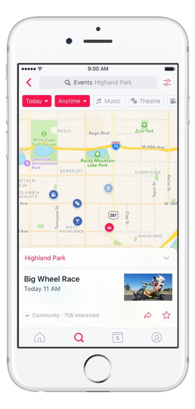 Facebook ra mắt ứng dụng nhắc nhở sự kiện Events trên iOS - Ảnh 4.