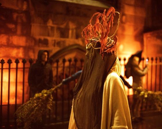 Độc đáo lễ hội lửa tại Scotland - Ảnh 8.