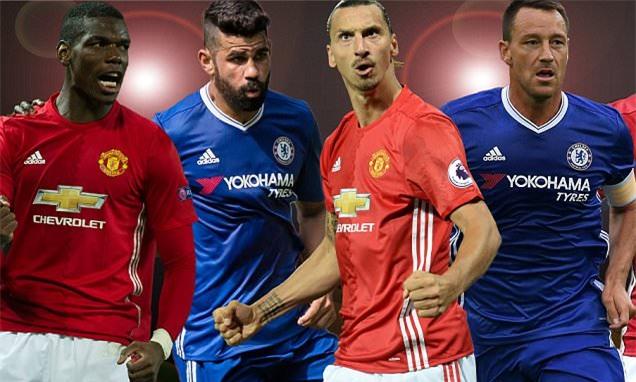Chelsea - Man Utd: Điểm lại những lần đối mặt với đội bóng cũ của HLV Jose Mourinho - Ảnh 1.
