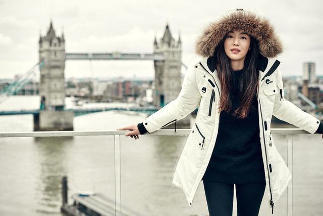 Jun Ji Hyun diện thời trang mùa đông sành điệu - Ảnh 2.