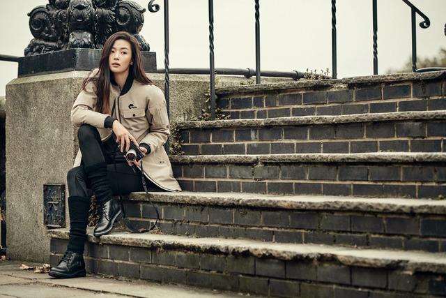 Jun Ji Hyun diện thời trang mùa đông sành điệu - Ảnh 5.