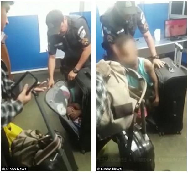 Giấu bé trai 11 tuổi vào hành lý để trốn vé máy bay - Ảnh 2.