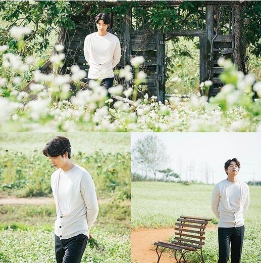 Tài tử Train to Busan khoe ảnh đẹp long lanh trong phim mới - Ảnh 1.