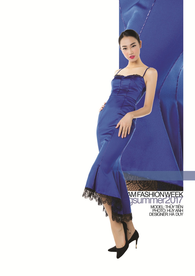 24 nhà thiết kế tham gia Tuần lễ thời trang Việt Nam Xuân Hè 2017 - Ảnh 3.