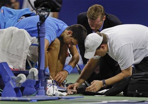 Vượt qua Djokovic, Wawrinka lần đầu tiên vô địch US Open 2016 - Ảnh 2.