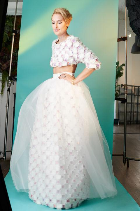 Loạt thiết kế hứa hẹn khuynh đảo trong mùa cưới 2017 - Ảnh 2.