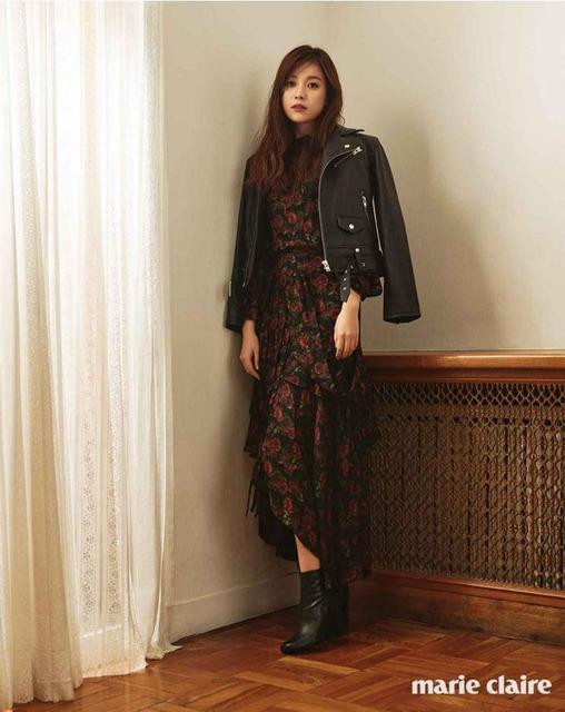 Han Hyo Joo diện đồ Đông sành điệu - Ảnh 3.