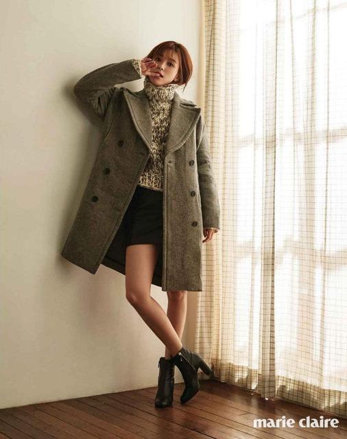 Han Hyo Joo diện đồ Đông sành điệu - Ảnh 6.