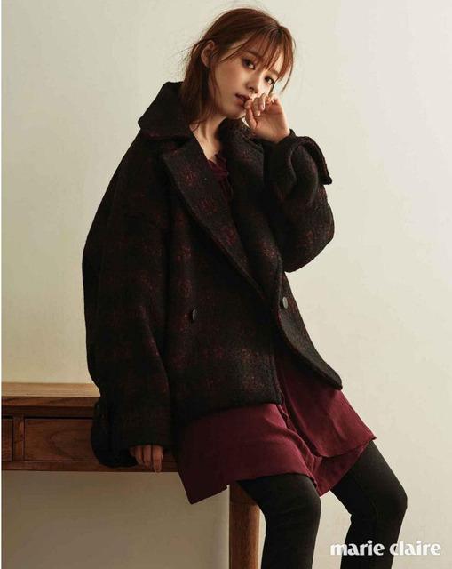 Han Hyo Joo diện đồ Đông sành điệu - Ảnh 8.
