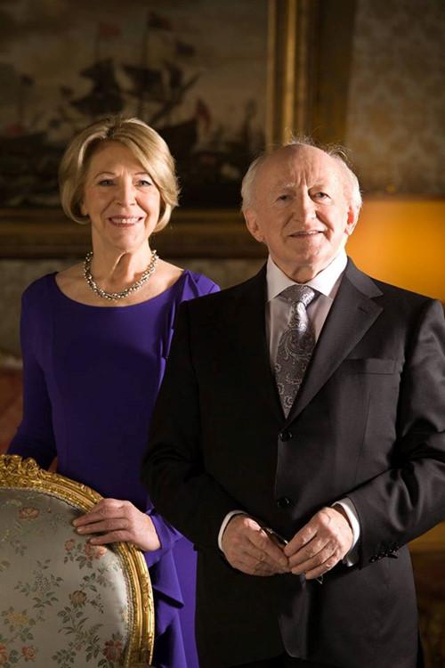 Tổng thống Ireland thăm chính thức Việt Nam ngày 5/11 - Ảnh 1.