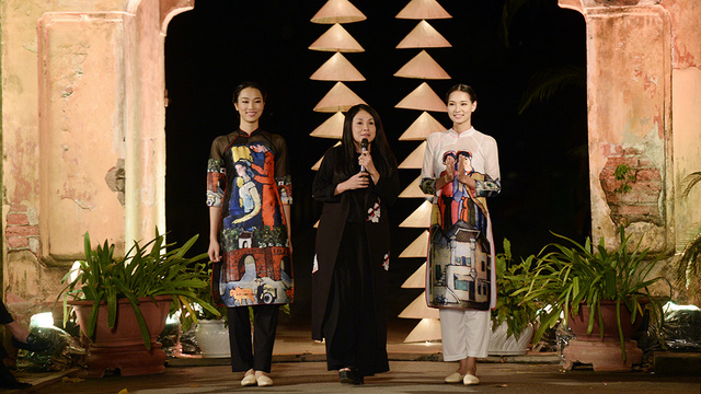 Hơn 20 nghệ sĩ gạo cội sẽ trình diễn trong Festival Áo dài Hà Nội 2016 - Ảnh 4.