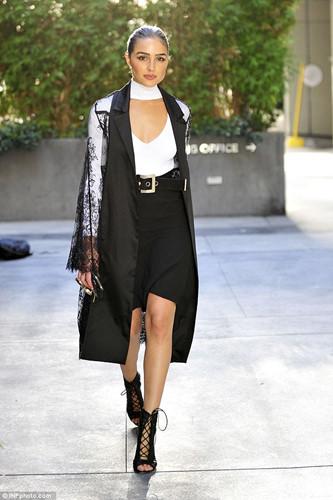 Hoa hậu Hoàn vũ 2012 Olivia Culpo - biểu tượng thời trang mới - Ảnh 8.