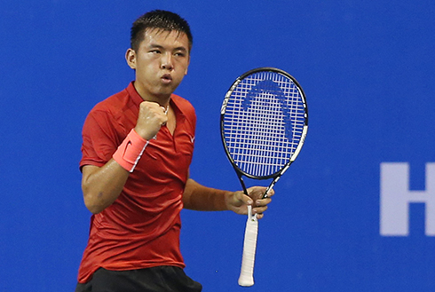 Giải quần vợt Việt Nam Open 2016: Hoàng Nam có chiến thắng lịch sử - Ảnh 1.