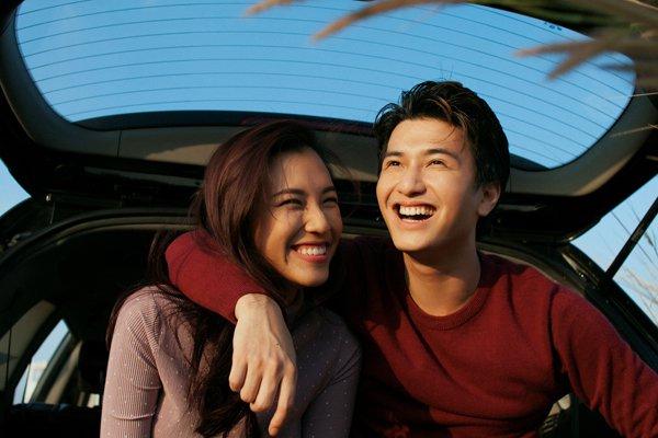 Á hậu Hoàng Oanh đối đầu bạn trai ở Hoán đổi mùa 2 - Ảnh 1.