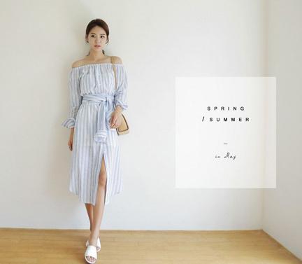 Nhấn nhá phong cách cùng váy buộc nơ - Ảnh 2.