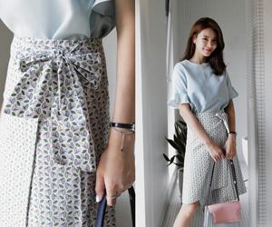 Nhấn nhá phong cách cùng váy buộc nơ - Ảnh 5.