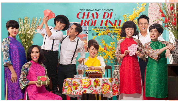 Ba phim Việt đổ bộ rạp chiếu Tết nguyên đán - Ảnh 2.