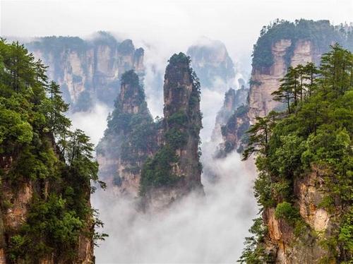 Lặng người với vẻ đẹp rêu phong của Phượng Hoàng cổ trấn - Ảnh 4.